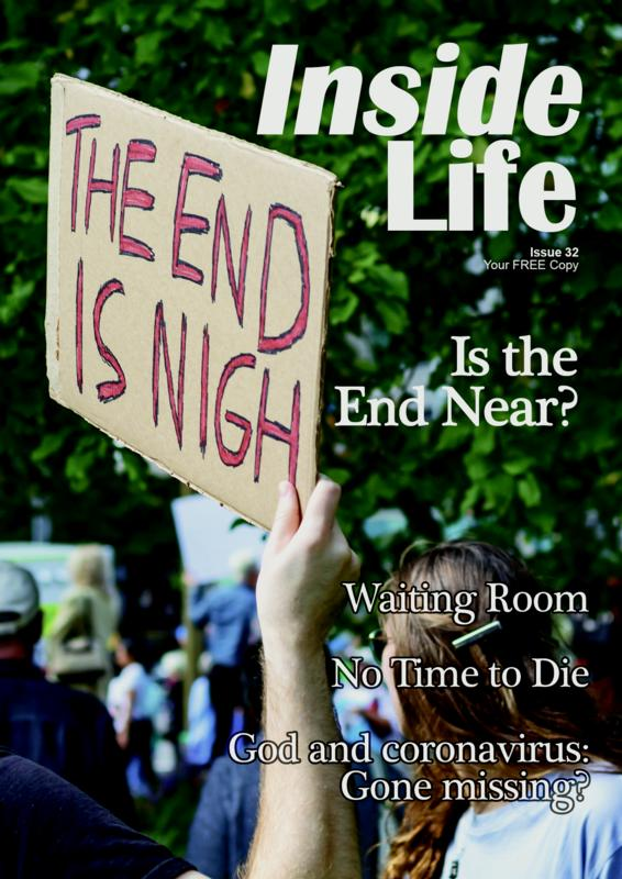 The current issue of Inside Life